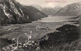 MAURACH AM ACHENSEE-TIROL-1912 - Achenseeorte