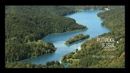 Croatia 2019 Mih. 1397/400 Waterfalls Of Plitvice Lakes (prestige Booklet) MNH ** - Croazia