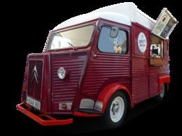 Citroen Type H Utilitaire  -  15x10cms PHOTO - Camions & Poids Lourds