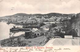 ST. GEORGES, BERMUDA - POSTED IN 1905 ~ A 114 YEAR OLD  POSTCARD #9E14 - Bermuda
