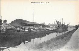 Marnaval , Le Port Les Péniches - Autres Communes