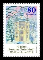 Austria 2019 Mih. 3497 Christmas (IV). Christmas Post Office MNH ** - 1945-.... 2nd Republic