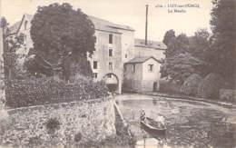 77 - LIZY Sur OURCQ : Le MOULIN ( à Eau ) CPA Village ( 3.600 Habitants) - Seine Et Marne - Lizy Sur Ourcq