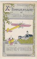 Porrentruy - Anniversaire De Stella Jurensis - 1912        (91128) - JU Jura
