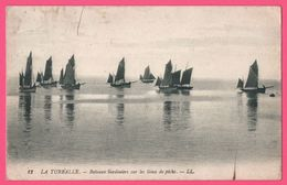 La Turballe - Bateaux Sardiniers Sur Les Lieux De Pêche - Edit. LL - La Turballe