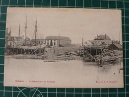 Oostende Ostende Construction De Navires - Oostende