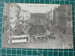 Oostende Ostende L' Avenue Léopold - 32 -> Tram - Oostende