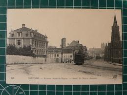 Oostende Ostende Avenue Smet-de-Nayer (Hazegras, Kazerne, Tram En Kerk) - Oostende