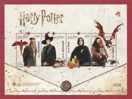 Portugal  2019 , Harry Potter - Sheet / Block - Postfrisch / MNH / (**) - 1910-... Republik