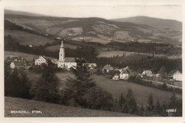 WENIGZELL-STMK-REAL PHOTO-1959 - Hartberg