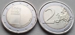 Slovenia 2 Euro 2019 UNC > 100 Years Since The Foundation Of The University Of Ljubljana - Slovenia