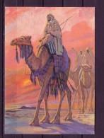 Karl May Postkarte: Orania - Verlag II/5 - Krüger Bei - Indianer