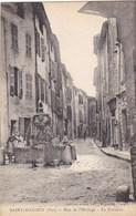Var - Saint-Maximin - Rue De L'Horloge - La Fontaine - France