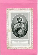 CANIVET - Saint Joseph, Protecteur De L'enfant  - - Images Religieuses