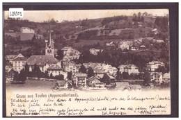 TEUFEN - TB - AR Appenzell Rhodes-Extérieures