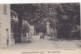 Var - Forcalqueiret - Rue Nationale - Altri Comuni