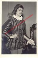 Jacqueline Bataille - Opera Les Huguenots 1955 - Photo 11,5x17cm - Photos