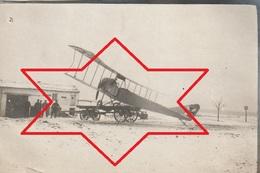 Photo Janvier 1915 Avion Pris Aux Allemands Près De GERBEVILLER, Aviation (A216, Ww1, Wk 1) - Gerbeviller