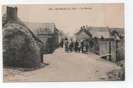 QUIMIAC (44) - Le Bourg - Animée - Non Voyagée - N°2684 - TTB. - Mesquer Quimiac