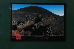 TT )  PLAINE DES SABLES ET PITON DE LA FOURNAISE - La Réunion