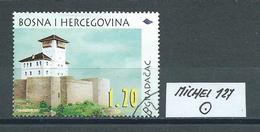 BOSNIEN HERZEGOWINA MICHEL 127 Gestempelt Siehe Scan - Bosnien-Herzegowina