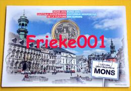 België - Belgique - 5 Euro 2015 In Blister.(Mons) - Belgique