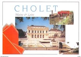 49-CHOLET-N°C-3558-A/0383 - Cholet