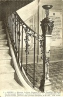 CPA - B.du RHONE - ARLES : Museon Arlaten, Rampe Du Grand Escalier - Arles