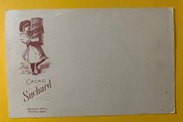 9466 - Cacao Suchard Enfant  Moutier 21.05.1908 - Entiers Postaux