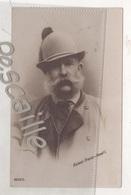 CP PORTRAIT KAISER FRANZ JOSEPH I EN COSTUME DE CHASSE - C. K. W. L. N° 2625 O - GRANOTYPIE - Königshäuser