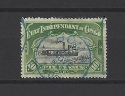 CONGO BELGE.  YT  N° 29  Obl  1894 - Belgisch-Kongo