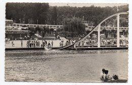 TRILPORT --1956--La Plage (très Animée  )...aminci Au Verso.......à Saisir - Francia