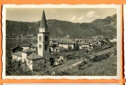 LAC169, Bissone, Lago Di Lugano, Non Circulée - TI Tessin