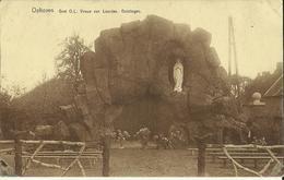 Ophoven -- Grot O. L. Vrouw Van Lourdes Geistingen.    (2 Scans) - Kinrooi