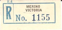 Australia - R-Label - Merino - Sheep - Wool - Unclassified