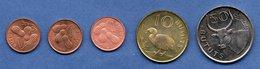 Gambie /  Lot De 5 Monnaies - Gambia