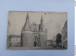 MALINES ( MECHELEN )vieille Porte De Bruxelles - Mechelen