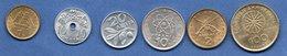 Grèce /  Lot De 6 Monnaies - Grecia