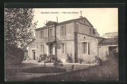 CPA Beychac, Villa Jean-Jacques - Frankrijk