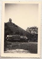 Waterloo - La Butte Et Environs - 1956 - Photo 6 X 9.5 Cm - Lieux
