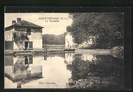 CPA Saint-Liguaire, La Roussille - Francia