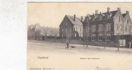 CHARLEROI / CASERNE DES CHASSEURS  1902 - Charleroi