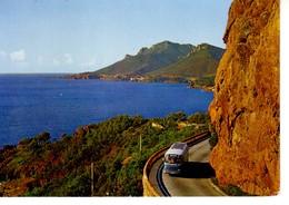 La Corniche D'Or Et Le Cap Roux ( Autobus éditeur: Ajax à Monaco - Francia