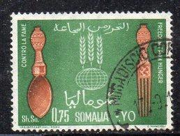 XP2395 - SOMALIA 1963 , Serie 58 Usata (2380A) - Somalia (1960-...)