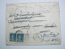 1924 , Lettre   Paris -London - France