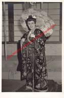 Mariane Balhant - Opera Madame Butterfly - Gent - Photo 11x17cm Gehandtekend/signed - Foto's