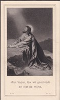 Poperinge, 1936, Maurice Buseyne, Barzeele - Images Religieuses