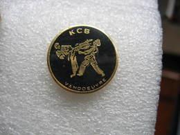 Pin's Club De Karaté KCB à Vandoeuvre Les Nancy (Dépt 54) - Lutte