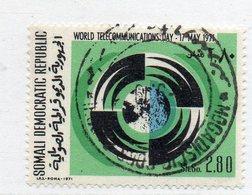 XP3013 - SOMALIA 1971 ,  Yvert N. 131  Usato  (2380A) - Somalia (1960-...)