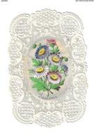 Image Avec Broderie Fleurs - Canivet - TB - Vieux Papiers